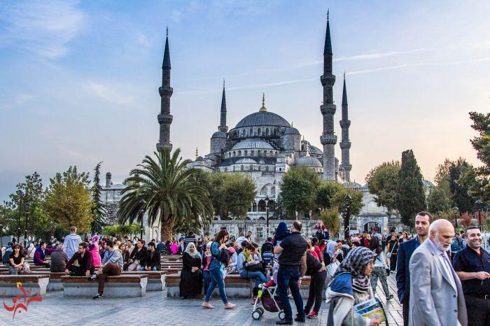 9 ملايين سائح أجنبي زاروا إسطنبول في 10 أشهر