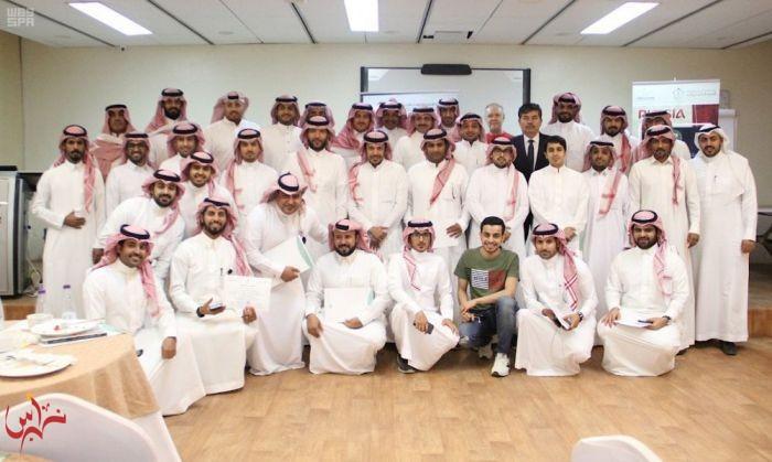 اختتام الدورة التأهيلية المكثفة للإعلاميين المشاركين في تغطية كأس العالم 2018