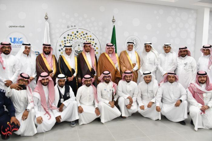 نفذته جامعة جدة ويقع وسط محافظة جدة وتم تجهيزه بأحدث تقنيات التدريب الأمير مشعل بن ماجد يفتتح المقر الرئيسي لمركز تدريب وتوطين الوظائف بجدة