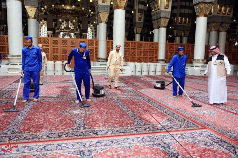 وكالة المسجد النبوي تؤكد جاهزيتها لاستقبال الحجاج خلال الموسم الثاني للحج