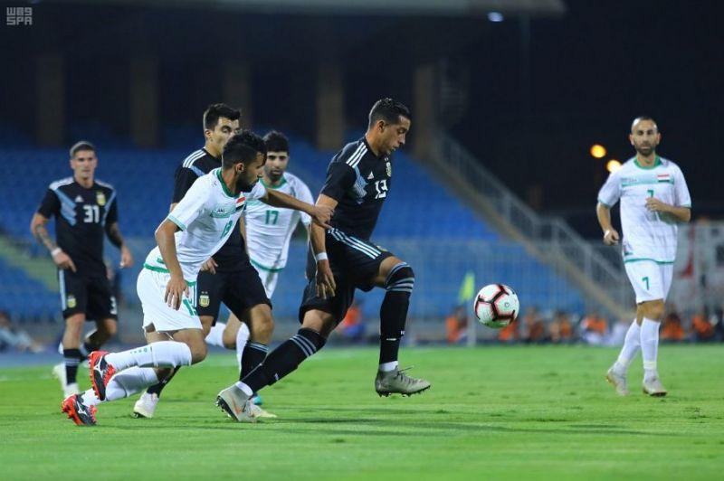 بطولة سوبر كلاسيكو : منتخب الأرجنتين يتغلب على المنتخب العراقي بأربعة أهداف دون مقابل