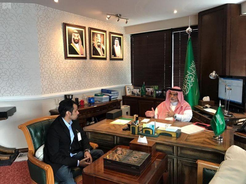 الدكتور الشعيبي يعرب عن اعتزازه بالنتائج التي حققتها المنتخبات البارالمبية السعودية في الدورة الآسيوية بجاكرتا
