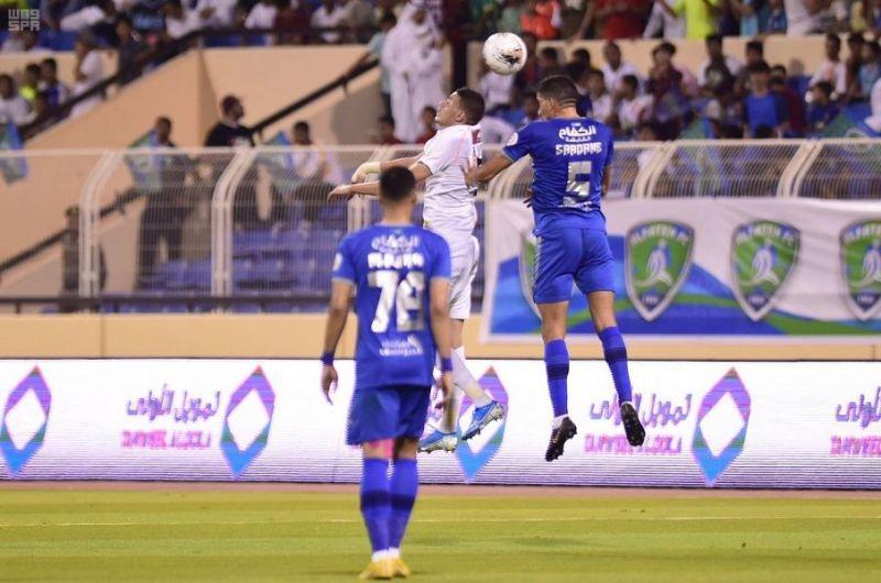 الشباب يتغلب على الفتح في دوري كأس الأمير محمد بن سلمان للمحترفين