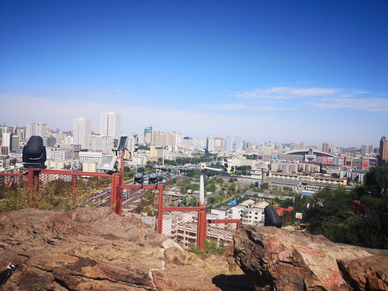أورومتشي عاصمة إقليم شينجيانج
