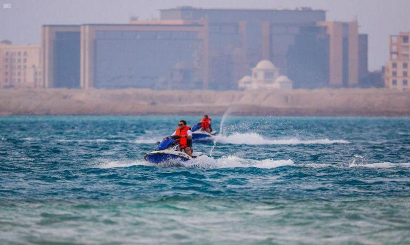 مدينة الملك عبد الله الاقتصادية.. وجهة مثالية للأنشطة البحرية
