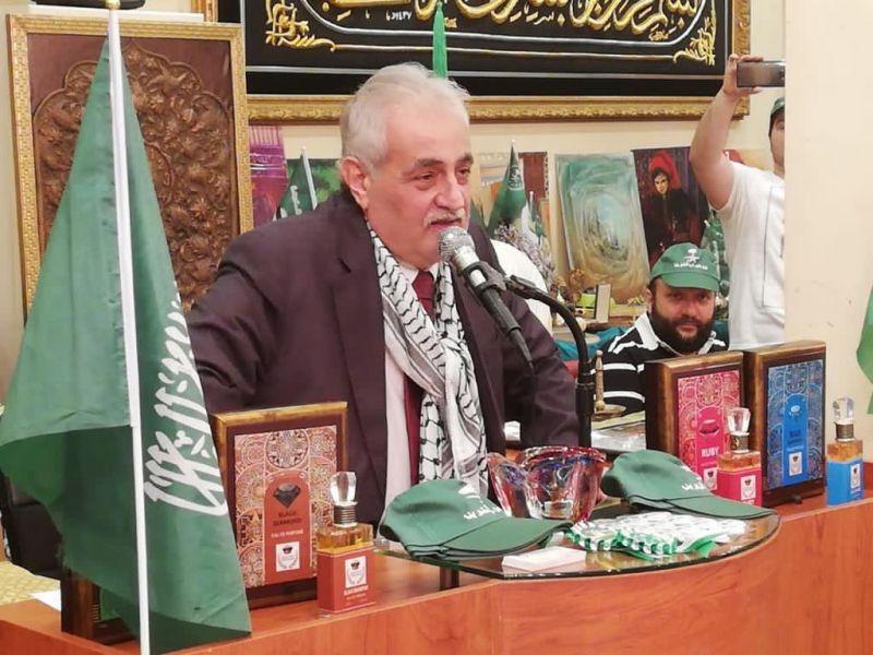 كلمة السفير/ محمود يحيى الأسدي بمناسبة اليوم الوطني السعودي