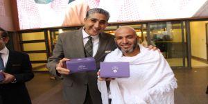 فندق حياة ريجنسي مكة ينظم حملة إفطار صائم في المشاعر المقدسة