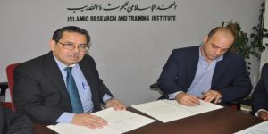 IRTI Signs MoU with Al-Manhal to Boost Dissemination of Islamic Finance Literature