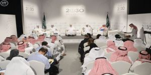 إطلاق برنامج التحول الوطني 2020 بميزانية تقدر بـ (268) مليار ريال