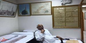 المهندس صالح الحجار احد اعلام المدينة المنورة المعروفين بحبهم واخلاصهم لها