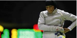 """ابتهاج محمد.. أول أمريكية """"محجبة"""" تشارك في الألعاب الأولمبية"""