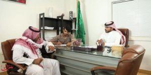 حوار مع الشاب سعود الحارثي وتجربته في التمثيل