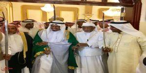الشاب المهندس/ محمد أحمد محمد علي ثاني في القفص الذهبي