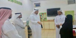مدير عام الصحة الوقائية بوزارة الصحة يزور صحة البيئة بصحة المدينة
