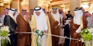 خالد الفيصل يفتتح فعاليات الأسبوع الثقافي لملتقى مكة