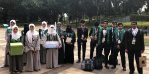 طلاب وطالبات التعليم يحصدون 12 ميدالية