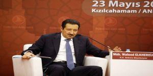 خلال حضوره الملتقى الإعلامي السعودي – التركي
