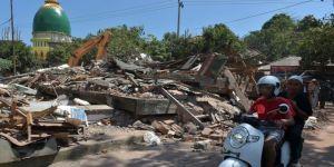 ارتفاع حصيلة الزلزال الذي ضرب إندونيسيا لـ 319 قتيلا
