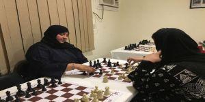 بحضور سيدات ورجال الاعمال والاعلام  د. حنان ابراهيم تفتتح اكاديمية برين جيم للشطرنج