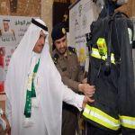 محافظة الرس تقيم احتفالاً باليوم الوطني