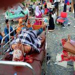 تسونامي يزلزل إندونيسيا.. 384 قتيلاً ومئات تحت الأنقاض