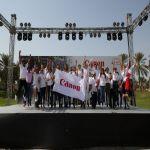 """كانون الشرق الأوسط تجمع التبرعات لدعم برنامجين تعليميين عبر فعالية """"يوم كانون من أجل العطاء"""" بالتعاون مع """"دبي العطاء"""""""