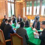 مركز الملك سلمان للإغاثة يشارك في جلسة العمل الثلاثية لمتابعة تنسيق الجهود المشتركة لمواجهة الكوارث الطبيعية