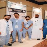 افتتاح المعرض المصاحب للقاء الرياض الدولي الحادي عشر لطب الأسنان