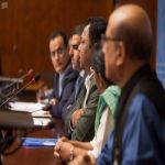 """مؤتمر صحفي في الامم المتحدة حول دور """"اجفند"""" في دعم الاجندة العالمية للتنمية"""