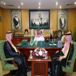 نائب أمير الجوف يبحث تطوير المهرجانات والقطاع السياحي بالمنطقة