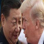 ترامب: الصين ترغب في أن تضع الحرب أوزارها تجاريا مع واشنطن