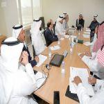 """البيئة"""" تناقش استراتيجية التوأمة العلمية مع الجامعات السعودية في مجال الأبحاث الزراعية"""