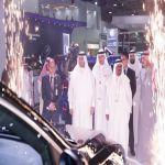 معرض السيارات السعودي الدولي  فى نسخته الأربعين ينطلق فى جدة