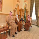 ,, نائب أمير مكة يستقبل مدير جامعة الملك عبدالعزيز وجامعة جدة