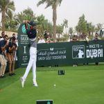 عثمان الملا ينال لقب أول لاعب جولف دولي في المملكة العربية السعودية قبيل انطلاقة البطولة السعودية الدولية لمحترفي الجولف SBIA