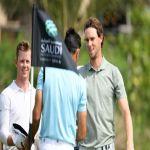 البلجيكي توماس بيترز يتفوق في افتتاح البطولة السعودية الدواية لمحترفي الجولف برعاية SBIA