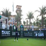 انطلاقة مميزة للدورة الافتتاحية للبطولة السعودية الدولية لمحترفي الجولف برعاية SBIA