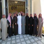 وزير العمل والتنمية الاجتماعية يلتقي رجال وسيدات الأعمال وأعضاء غرفة الحدود الشمالية