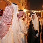 سمو الأمير خالد الفيصل يقدم تعازيه لذوي مدير تعليم منطقة مكة المكرمة وجدة