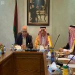 وزير الشؤون السياسية والبرلمانية الأردني يلتقي وفد لجنة الصداقة السعودية الأردنية بمجلس الشورى