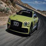 Bentley Continental GT تستعدّ لتحطيم رقماً قياسياً جديداً في سباق 'بايكس بيك' الشهير
