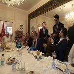 القنصلية التركية بجدة تحتفل بيوم الديموقراطية