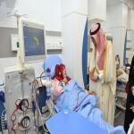 مركز الملك سلمان للإغاثة يفتتح المرحلة الأولى من مركز الأمير نايف بن عبدالعزيز لغسيل الكلى في مستشفى المقاصد ببيروت