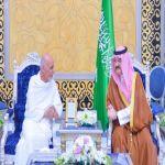 الرئيس الأفغاني يصل إلى جدة