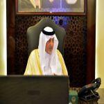سمو الأمير خالد الفيصل يستعرض الخطة المستقبلية لشركة المياه الوطنية