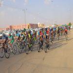 الدراج عمر الجار الله بطلاً لسباق مرات للدراجات الهوائية
