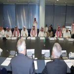 غرفة جدة استضافت اللقاء بحضور أعضاء المجلس والأمين العام