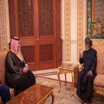 سلطان عُمان يستقبل سمو نائب وزير الدفاع