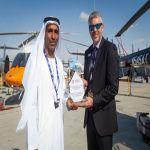 الأكاديمية الدولية للطيران 'هورايزون' توقّع اتفاقية لشراء 12 طائرة مروحية نوع Bell 505 Jet Ranger X