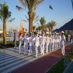 الأكاديمية العربية للعلوم والتكنولوجيا والنقل البحري في الشارقة تحتفل باليوم الوطني لدولة الإمارات 48